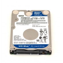 "Накопитель HDD 500Gb Western Digital WD5000LPCX 2.5"" 5400rpm"