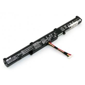 Батарея для ноутбука GL553 GL553VW GL553VD GL553VE GL753V GL753VD GL753VE FX53VD / 14.4V 3150mAh (48Wh) BLACK ORIG (A41N1611)