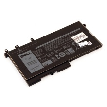 Батарея для ноутбука DELL Latitude 5280 5290 5480 5490 5491 5495 5580 5590 5591 Precision 3520 3530 7520 / 11.4V 4250mAh (51Wh) BLACK ORG (93FTF)