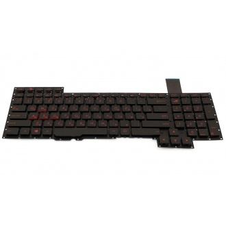 Клавиатура для ноутбука ASUS G751J G751JL G751JM G751JY G751JT BLACK RU