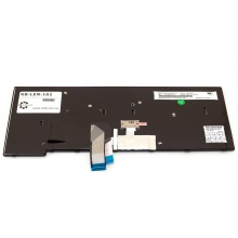 Клавиатура для ноутбука LENOVO ThinkPad Edge E450 E455 E450C E460 E465 W450 BLACK FRAME BLACK RU