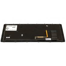 Клавиатура для ноутбука SONY VAIO SVF15N FIT15A BLACK FRAME BLACK RU BackLight