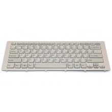Клавиатура для ноутбука SONY VAIO SVF15N FIT15A SILVER FRAME SILVER RU BackLight