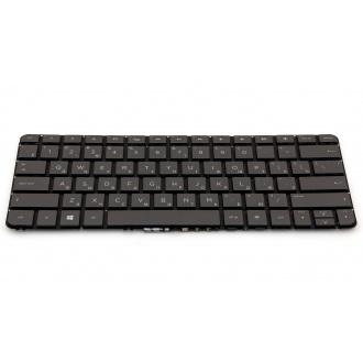 Клавиатура для ноутбука HP Spectre x360 13-4000 13-4100 13-4200 13T-4000 13T-4100 13T-4200 GRAY RU BackLight