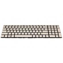 Клавиатура для ноутбука HP Pavilion 15-da 250 G7 255 G7 15-da 15t-da 15-db 17-ca 17-by Pavilion 15-cw 15-dr 15-dx 15-ds SILVER RU