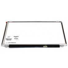 """Матрица для ноутбука 15.6"""" (1366x768) LG LP156WHB-TPH1 Slim LED TN 30pin eDP правый Глянцевая (ушки верх/низ)"""