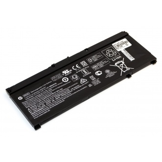 Батарея для ноутбука HP Pavilion 15-cx / 11.55V 4550 mAh (52.5Wh) BLACK ORG (SR03XL, HSTNN-DB8Q)