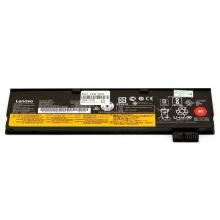 Батарея для ноутбука LENOVO ThinkPad T470 T480 T570 P51S P52S / 11.4V 2100mAh (24Wh) BLACK ORIG (01AV423, 61) external