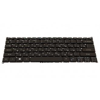 Клавиатура для ноутбука ACER Swift SF314-41 SF314-52 SF314-52G SF314-53 SF314-53G SF314-55G SF514-51 SF514-51G BLACK RU BackLight