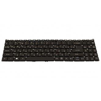 Клавиатура для ноутбука ACER Aspire A515-52 A515-54G A515-55 A515-56 A315-42 A315-43 A315-54G A315-55 BLACK RU BackLight