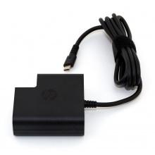 Блок питания для ноутбука HP 20V/3.25A USB Type-C ORG квадратный корпус+кабель