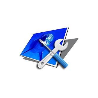 Установка матрицы для ноутбука