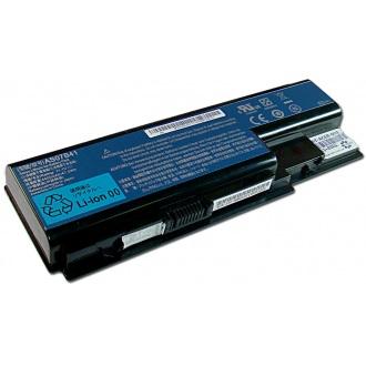 Батарея для ноутбука ACER Aspire 5220 5310 5520 5730 6920 7230 7520 7730 8730 8920, eMachines E510 E520 G420 G520 G620 G720 / Gateway NV79 MC73 MC78 / 11.1V 4400mAh (48Wh) BLACK ORG (AS07B41)