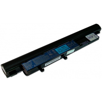 Батарея для ноутбука ACER Aspire 3410 3750 3810T 4810 5810T, TravelMate 8331 8371 8431 8741 8571 / Gateway EC54 NV51 NV53 NV59 / 11.1V 5600mAh (63Wh) BLACK ORIG (AS09D36)
