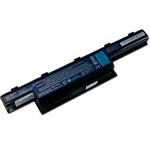 Батарея для ноутбука ACER Aspire 4352 4551 5741 7741, TravelMate 4740 5740 7740 / 11.1V 4400mAh (48Wh) BLACK ORIG (AS10D31)