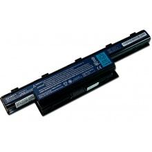 Батарея для ноутбука ACER Aspire 4352 4551 5741 7741, TravelMate 4740 5740 7740 / 11.1V 4400mAh (48Wh) BLACK ORIG (AS10D31)