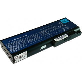 Батарея для ноутбука ACER Ferrari 5000 5004 5005, TravelMate 8200 8202 8204 8205 8210 8215 8216 / 11.1V 7800mAh (87Wh) BLACK OEM (CGR-B984)