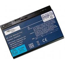 Батарея для ноутбука ACER Extensa 5220 5235 5610 7720, TravelMate 5310 5520 5720 6410 6592 6592 7720 / 14.8V 5200mAh (77Wh) BLACK OEM (GRAPE32)