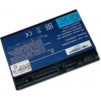 Батарея для ноутбука ACER Extensa 5220 5235 5610 7720, TravelMate 5310 5520 5720 6410 6592 6592 7720 / 14.8V 4400mAh (65Wh) BLACK OEM (GRAPE32)
