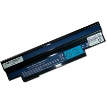 Батарея для ноутбука ACER Aspire One 532H 533, eMachines 350 / Packard Bell DOT S2 / 10.8V 4400mAh (48Wh) BLACK OEM (UM09C31)