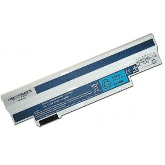 Батарея для ноутбука ACER Aspire One 532H 533, eMachines 350 / Packard Bell DOT S2 / 11.1V 4400mAh (48Wh) WHITE OEM (UM09C31)