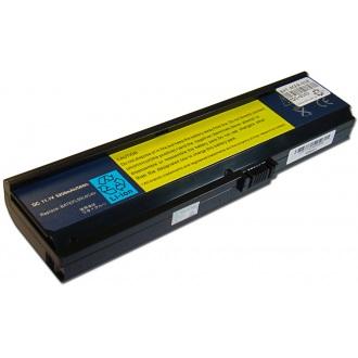 Батарея для ноутбука ACER Aspire 3000 3200 3600 5050 5500 5550 5570 5580, Extensa 4010 4210, TravelMate 2400 3000 3210 / 11.1V 5200mAh (58Wh) BLACK OEM (50L6C48)