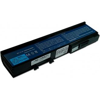 Батарея для ноутбука ACER Aspire 2920 3640 5560, eMachines D440 D620 D732, Extensa 3100 4120 4630, TravelMate 2420 3010 3250 6292 / 11.1V 4400mAh (48Wh) BLACK OEM (GARDA32)