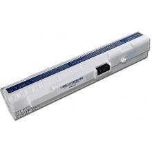 Батарея для ноутбука ACER Aspire One A110 A150 D150 D250 P531H ZG5, eMachines 250 / 11.1V 7800mAh (87Wh) WHITE OEM (UM08A31)