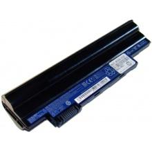 Батарея для ноутбука ACER Aspire One 522 722 D255 D257 D260 D270 E100 Happy Happy 2 ZGB, eMachines 355 / Gateway EC19C LT40 / Packard Bell Dot S / 11.1V 4400mAh (49Wh) BLACK ORG (AL10B31)