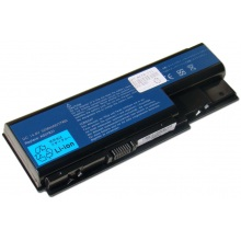 Батарея для ноутбука ACER Aspire 5220 5310 5520 5730 6920 7230 7520 7730 8730 8920, eMachines E510 E520 G420 G520 G620 G720 / Gateway NV79 MC73 MC78 / 14.8V 5200mAh (71Wh) BLACK OEM (AS07B42)