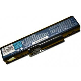 Батарея для ноутбука ACER Aspire 2930 4310 4350 4520 4710 4920 5300 5335 5541 5735, TravelMate 5344 5360 / 11.1V 4400mAh (49Wh) BLACK ORG (AS07A72)