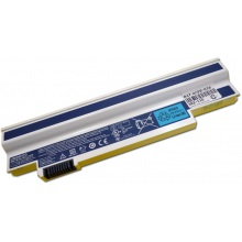 Батарея для ноутбука ACER Aspire One 532H 533, eMachines 350 / Packard Bell DOT S2 / 11.1V 5600mAh (63Wh) WHITE ORIG (UM09C31)