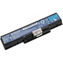 Батарея для ноутбука ACER Aspire 4332Z 4732Z 5334 5732Z 7315, eMachines D525 D725 E640 G725, TravelMate 4335 / Gateway NV52 / 10.8V 4400mAh (48Wh) BLACK ORIG (AS09A51)