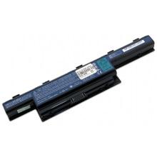 Батарея для ноутбука ACER Aspire 4352 4551 5741 7741, TravelMate 4740 5740 7740 / 11.1V 5200mAh (57Wh) BLACK ORIG (AS10D31)