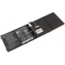 Батарея для ноутбука ACER Aspire R3-431T R3-471T R7-571 R7-572 V5-452G V5-472 V5-473P V5-552 V5-572 V5-573 V7-481 V7-482 V7-581 V7-582 / 15,0V 3560mAh (53Wh) BLACK ORIG (AP13B3K)