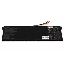 Батарея для ноутбука ACER Aspire A114-31 A314-21 A314-31 A315-21 A315-31 A315-51 A515-51 ES1-523 / 7.7V 4660mAh (37Wh) BLACK ORIG (AP16M5J)