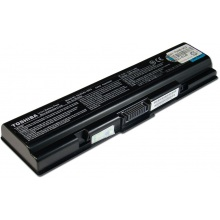 Батарея для ноутбука TOSHIBA Satellite A200 A300 A500 L200 L300 L500 M200 / 10.8V 4000mAh (44Wh) BLACK ORIG (PA3534U-1BRS)