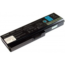 Батарея для ноутбука TOSHIBA Satellite A665 C650 L655 L750 P750 /10.8V 4400mAh (48Wh) BLACK ORIG (PA3817U-1BRS)