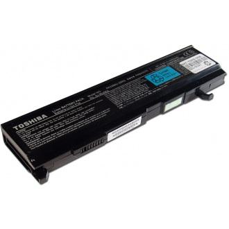 Батарея для ноутбука TOSHIBA Satellite A80 A100 A105 A110 A135 M40 M45 M50 M55 M70 M100 M105 M110 M115, Tecra A3 A3X A4 A5 A6 A7 S2 S3 / 11.1V 4300mAh (47Wh) BLACK ORG (PA3399U-2BRS)
