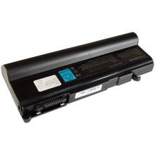 Батарея для ноутбука TOSHIBA Satellite A50 A55 K21 T10 T20 U200 U205, Tecra A10 M3 M5 / 11.1V 8800mAh (95Wh) BLACK OEM (PA3356U-1BRS)