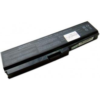 Батарея для ноутбука TOSHIBA Satellite A665 C650 L655 L750 P750 /10.8V 4400mAh (48Wh) BLACK OEM (PA3817U-1BRS)