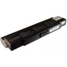 Батарея для ноутбука SONY VGN-AR VGN-FE VGN-FS VGN-S VGN-SZ / 11.1V 6600mAh (73Wh) BLACK OEM (BPL2B)