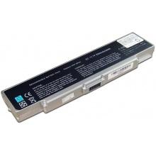 Батарея для ноутбука SONY VGN-AR VGN-FE VGN-FS VGN-S VGN-SZ / 11.1V 5200mAh (58Wh) SILVER OEM (BPL2B)