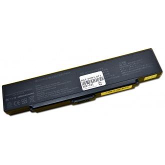 Батарея для ноутбука SONY PCG-5G PCG-AR PCG-CR PCG-NR PCG-SZ / 11.1V 4400mAh (49Wh) BLACK OEM (BPS9B)