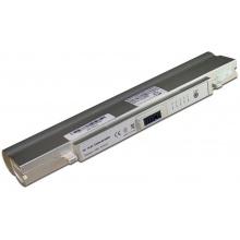 Батарея для ноутбука SAMSUNG X05 X06 X10 / 11.1V 5200mAh (56Wh) SILVER OEM (SSB-X10LS6C)