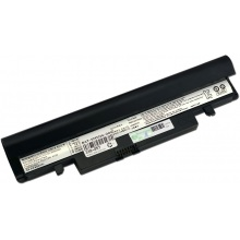 Батарея для ноутбука SAMSUNG N100 N102 N143 N145 N148 N150 N230 N250 N260 N350 / 11.1V 5200mAh (58Wh) BLACK OEM (AA-PB2VC6B)