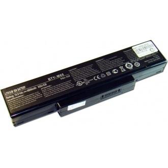 Батарея для ноутбука MSI CR400 MS1632 / 10.8V 4800mAh (55Wh) BLACK ORG (SQU-524)