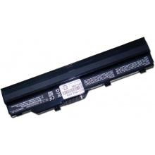 Батарея для ноутбука MSI U90 U100 U110 U115 U120 U123 U130 U150 U200 U210 U230 / 11.1V 5200mAh (58Wh) BLACK OEM (BTY-S12)