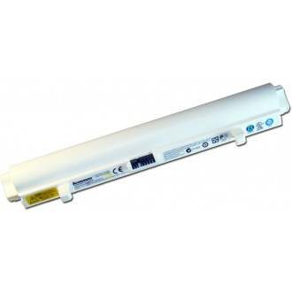 Батарея для ноутбука LENOVO IdeaPad M10 S9 S10 S12 / 11.1V 4800mAh (52Wh) WHITE ORIG (L08S3B21)