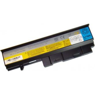 Батарея для ноутбука LENOVO IdeaPad Y330 / 11.1V 5200mAh (58Wh) BLACK OEM (L08L6D11)